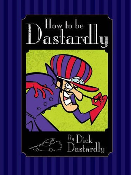 A humorous and playful gift book from the Hanna-Barbera stable. Get to know everyone's favourite motor-racing villain