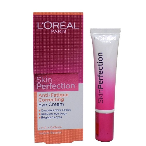 L'Oreal Paris Anti-Fatigue Correcting Eye Cream 15ml