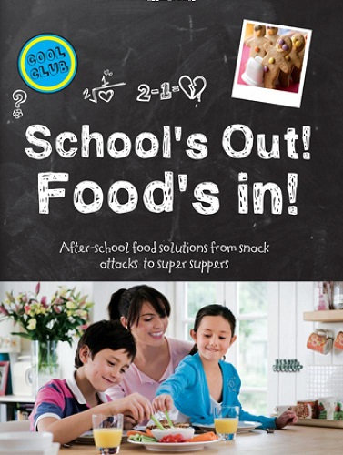 School's Out Recipe Book