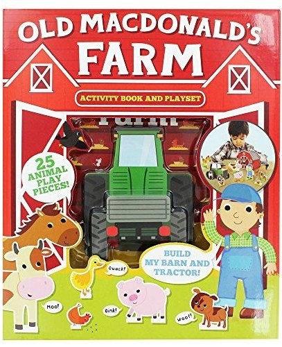 Old MacDonald's Farm Activity Set