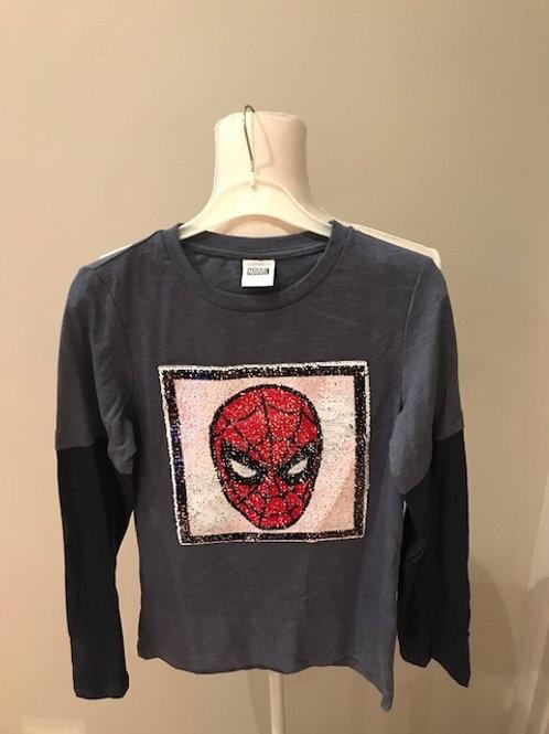 Spiderman Long Sleeve Top