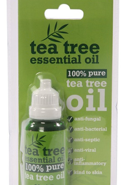 Our 100 % Pure Tea Tree Essential Oil helps cleanse and refresh your skin with the many benefits associated with Tea Tree oil
