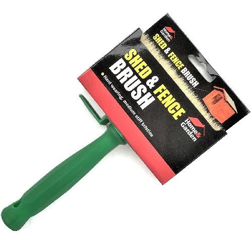 Shed and Fence Paint Brush