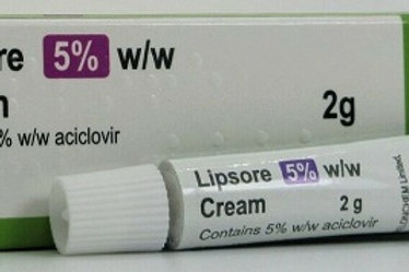 Effective cream specifically targeted at the virus that causes cold sores  Lipsore cream is efficiently absorbed