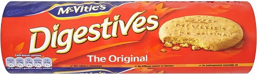 McVities Digestives 500g
