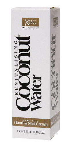 Revitalising Coconut Water  Hand & Nail Cream