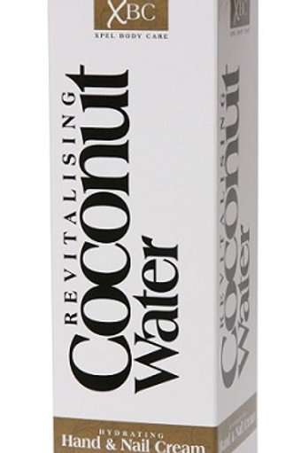 Coconut water hand and nail lotion has been specially formulated using a unique blend of coconut water and shea butter