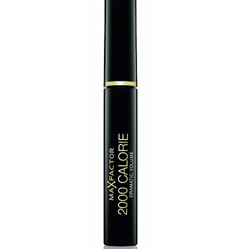 Max Factor 2000 Calorie Mascara feast your eyes with up to 300% dramatic lash volume mascara