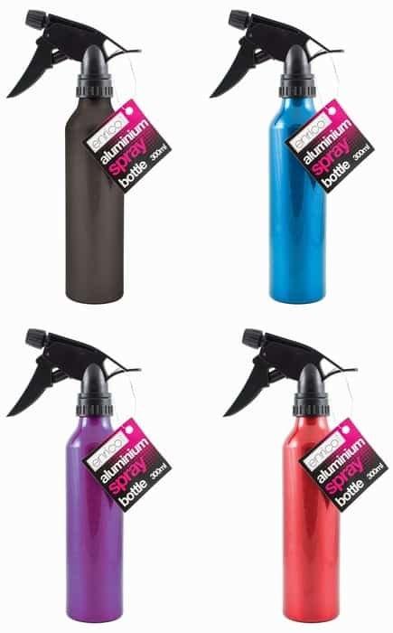 Aluminium Spray Bottle 300ml