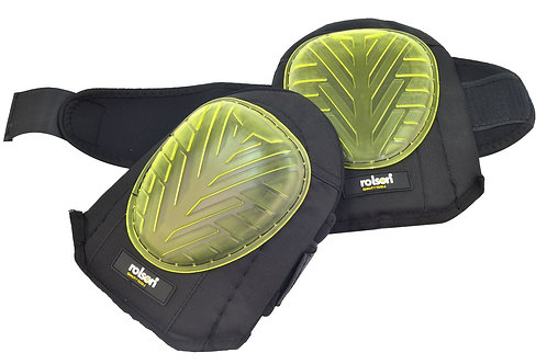 Gel Knee Pads For All Day Use One Size Fits All Comfortable Gel Paddings Lets You Work Longer Rugged Poly Hard Caps Protect