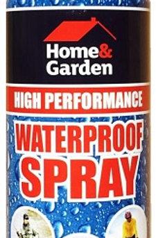 Waterproof Spray this multi-purpose waterproofing spray is suitable for use on: Clothing, Tents, Tarps, Sleeping Bags, Packs
