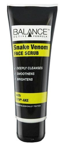 Balance Cosmetics Snake Venom Face Scrub