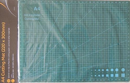 A4 Cutting Mat Front