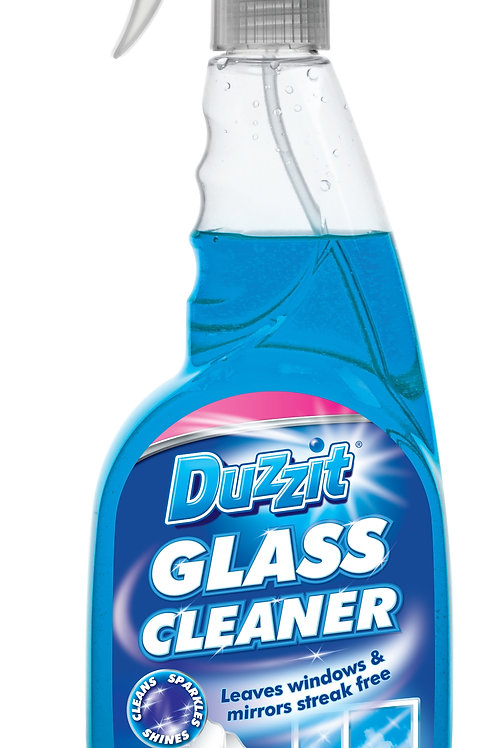 Glass Trigger Cleaner 750ml leaves windows and mirrors streak free