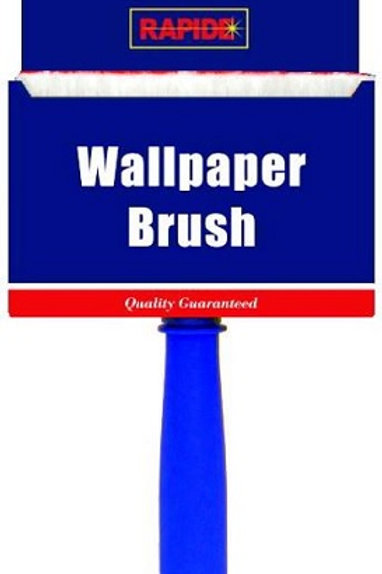 Wallpaper paste brush for applying wallpaper paste to wallpaper or walls. We also sell a range of wallpaper products
