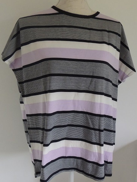 Dorothy Perkins Striped Top, just arrived from Europe, available in UK Women's Sizes:  10, 12, 14, 16
