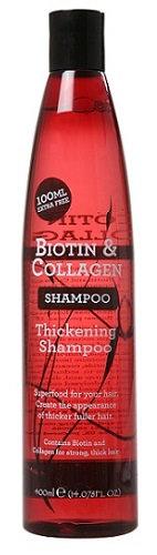 Biotin & Collagen Thickening Shampoo 400ml