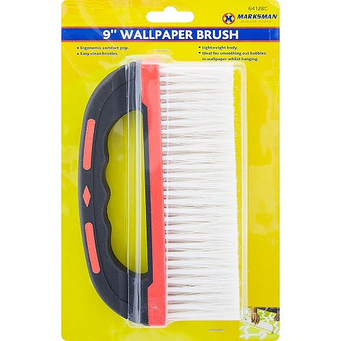 Wallpaper Hanging Brush ideal for smoothing our bubbles in wallpaper whilst hanging