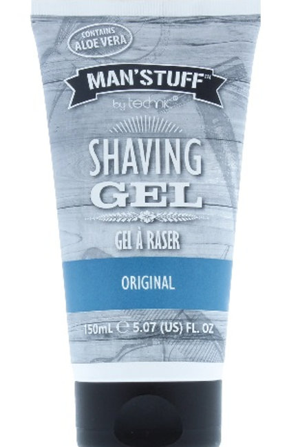 This shaving gel is designed to give you a smooth, mess free shave. Lather and apply to dampened area to be shaved.