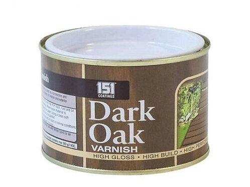 Dark Oak Gloss Varnish 180ml