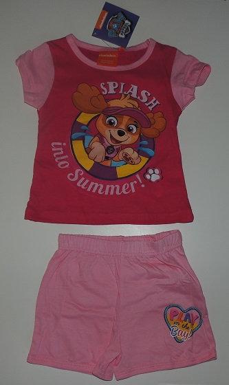 Nickelodeon Paw Patrol Splash Into Summer Shorts & T-Shirt Set
