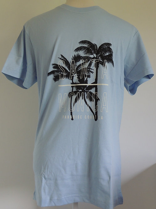 Santa Monica T Shirt 100% cotton t-shirts