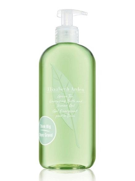 Elizabeth Arden Green Tea Energizing Bath and Shower Gel, is kind to skin, with a softly foaming, soap-free formula