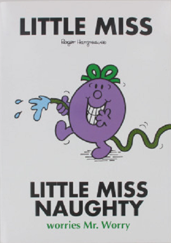 Little Miss Naughty Worries