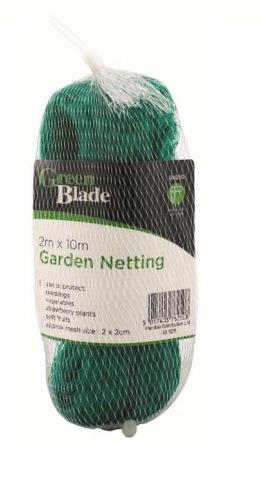 Garden Netting 10 x 2 Metres