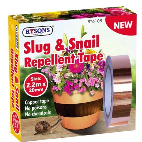 Slug and Snail Repellent Tape