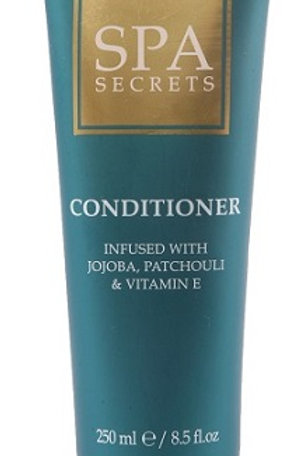 Spa Secrets Conditioner specially formulated using a unique blend of ingredients, developed to moisturise and revive hair