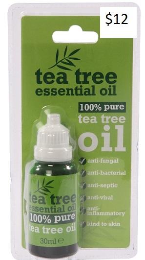 100% pure tea tree oil 30ml