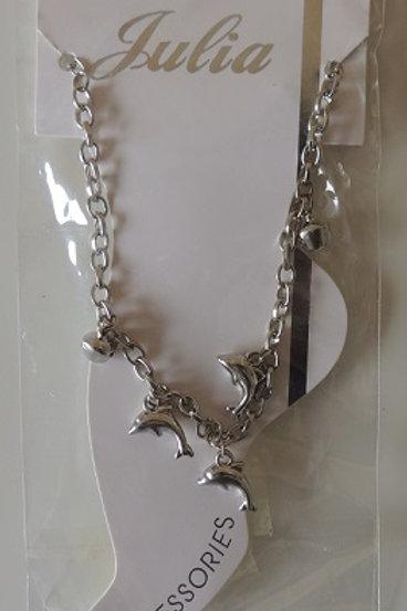 Ankle Bracelet Dolphin