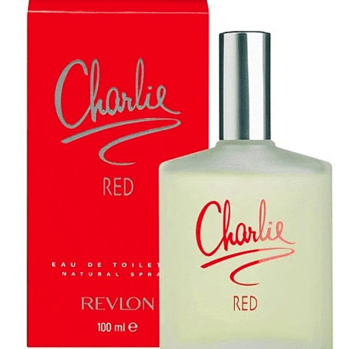 Revlon Charlie Eau de Toilette Red 100 ml fragrance by the beauty house of Revlon
