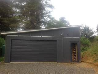 Completion of new storage facility