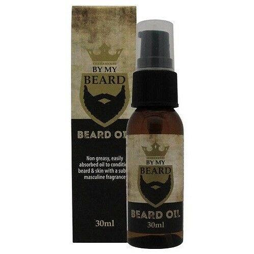 Beard Oil helps keep beard hair soft and skin moisturised