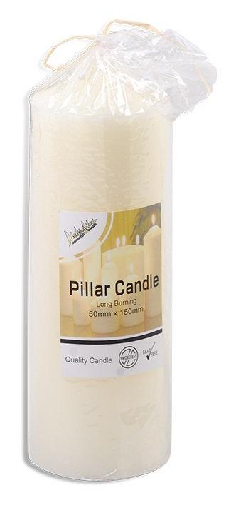 Pillar Candle 50mmx 150mm