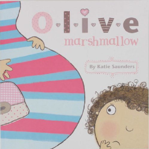 Olive Marshmallow Book this is a great book if you're expecting a new addition to the family