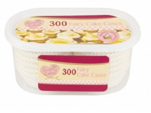Fairy Cake Cases 300 Pack ideal for baking your favourite cakes and fairy cakes