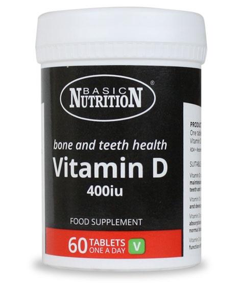 Vitamins - Vitamin D 60s