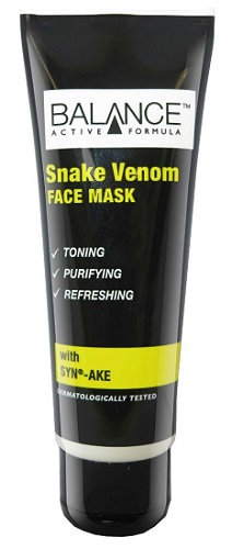 everyday low prices, snake, snake venom, face, face mask, purifying, toning, refreshing, clay