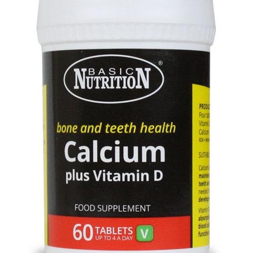 Calcium & Vitamin D 60s with bone strength formula