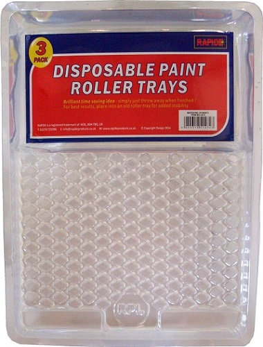 everyday low prices, paint, paint tray, tray insert, paint insert, disposable, disposable insert
