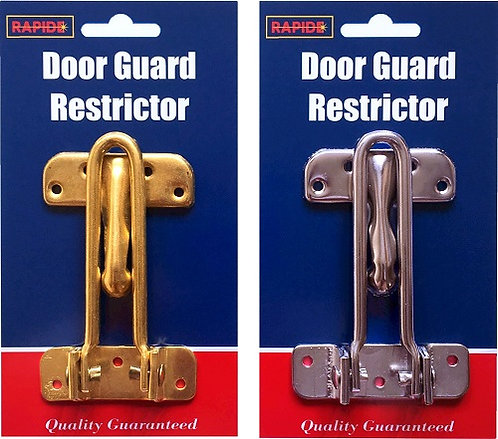 Door Guard Restrictor
