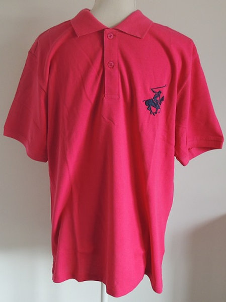 Pink Beverly Hills Polo Club 1982 PK Polo Shirts