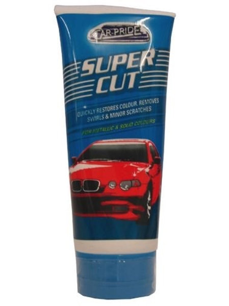 Quickly restores the colour of your car, removes minor scratches and swirls, light oxidation, ingrained road grime, insects