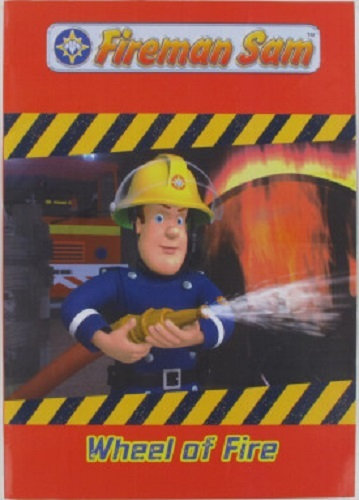 Fireman Sam Wheel Of Fire Book