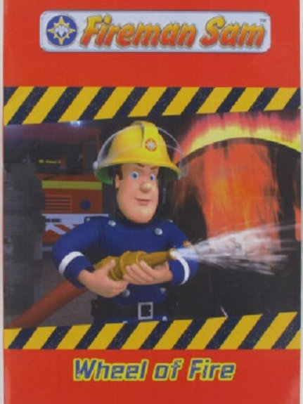 Fireman Sam A4 storybook Sparks fly when Gareth sets up the Pontypandy firework display. Will things spin out of control