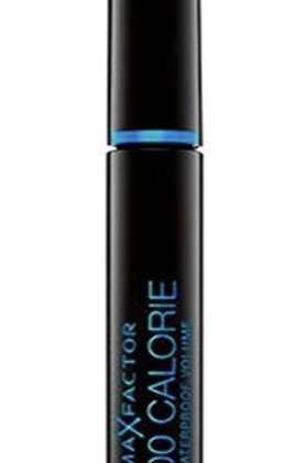 Max Factor 2000 Calorie Mascara Black Waterproof timeless iconic lashes never go out of style with 2000 Calorie Mascara