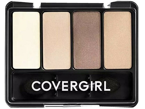 CoverGirl Eyeshadow 280 Natural Nudes  Expertly matched shades that work beautifully together or on their own.